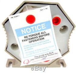 IR ARO PD02P-AKS-KTT 1/4 Air Operated Diaphragm Pump Non-Metallic 100 psi