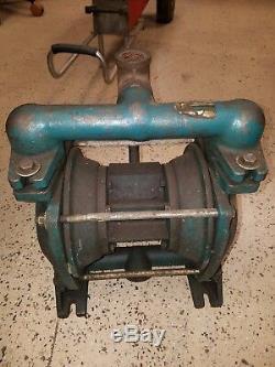 ITT Fluid Technology 1 air diaphragm pumpRecycle1