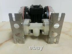 Idex Sandpiper S05b2p1tpns000 Air Operated Diaphragm Pump