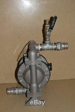 Idex Versa-matic E1aa2r229 Diaphragm Air Operated Pump- Still With Tags (#1)