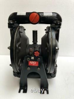 Ingersoll Rand 666100-3c9-c Aluminium Air Double Diagphragm Pump 1
