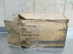 Ingersoll Rand ARO 666026-64D Pneumatic Diaphragm Pump 1/4 Air Operated