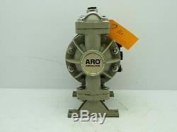 Ingersoll Rand ARO 666053-311 Air Pneumatic Diaphragm Pump 100PSI 1/2NPT Tested