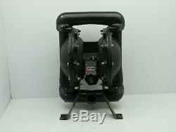Ingersoll Rand ARO Air Pneumatic Diaphragm Pump 120PSI 1-1/2NPT Aluminum Tested