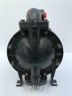 Ingersoll Rand Aro 666120-322-c Air Double Diaphragm Pump 1 Aluminium #5