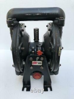 Ingersoll Rand Aro 666120-322-c Air Double Diaphragm Pump 1 Aluminium #6