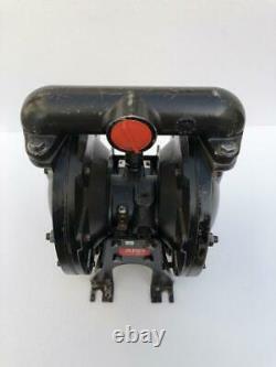 Ingersoll Rand Aro 666120-322-c Air Operated Double Diaphragm Pump 1 Aluminium
