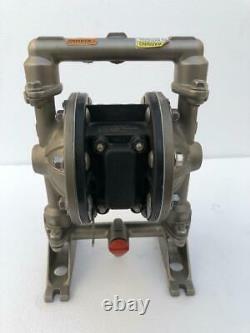 Ingersoll Rand Aro Pd05r-ass-stt-b Air Operated Double Diaphragm Pump 0.5 Ss