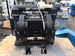 Ingersoll Rand PD10A-AAP-GGG Double Diaphragm Pneumatic Air Pump ARO 1-inch