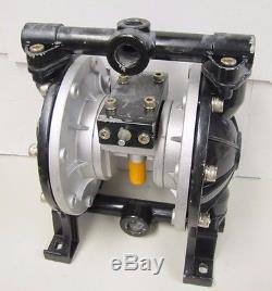 Jing Hua A-20 1/2 Npt In & Out Aluminum Air & Flow Pneumatic Diaphragm Pump