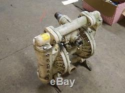 Large air powed double Diaphragm Pump 1,1/2