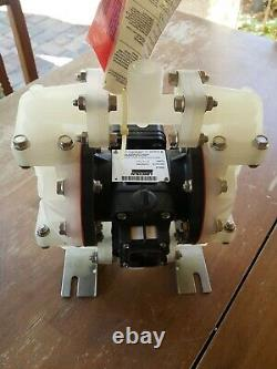 Lincoln 1/2 Air Powered Double Diaphragm Pump Serial # L856358