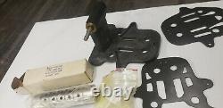 Lincoln Industrial 86252 Air End Repair Kit for Diaphragm Pump. NEW SURPLUS