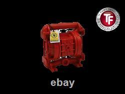 M2 / T2 1 Enviroflex Air Diaphragm Pump Ali/Neoprene/Atex Wilden Compatible