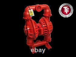 M8 / T8 2 Enviroflex Air Diaphragm Pump Ali/Neoprene/Atex Wilden Compatible