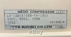 MEDO LA 120 Diaphragm Free Air Pump, Silent Running, Low Energy
