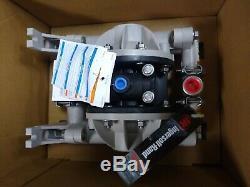 NEW ARO 666053-388 1/2 Polypropylene Air Double Diaphragm Pump -GUARANTEED