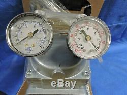 NEW GAST DOA-P504-BN Diaphragm Air Compressor Vacuum Pump 220-240V Laboratory