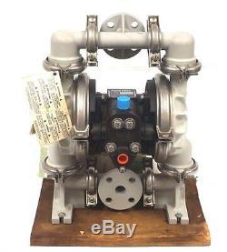 New Sandpiper Pb1-a Air Powered Double Diaphragm Pump Tgn 3-pp, Pb1a
