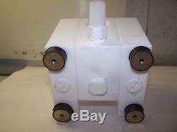 New Wilden Almatec E10 Series Chemical Diaphragm Pump Air Pressure 7 Bar