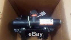 PD10A-ACP-GGG ARO Ingersol Rand Diaphragm Pump, 52 GPM, Air Operated, 1 In