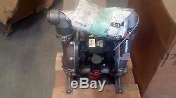 PD15A-ASS-AAA ARO Ingersol Rand Diaphragm Pump, 123 GPM Air Operated, 1-1/2