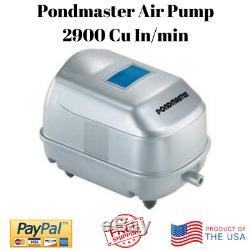 Pondmaster Ap Air Pump Danner supreme kit 100 manifold diaphragm 20 60 Diffuser