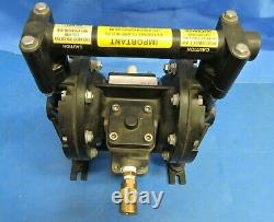 Price 1/2 AOD-PVVP Air-Operated Double Diaphragm Pump 1/2AOD-PVVP / WARRANTY