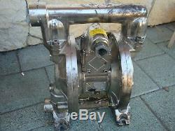 Raasm air operated diaphragm pump AODD