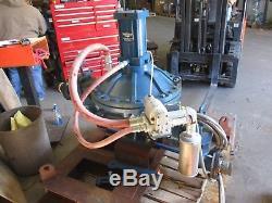 Ram Parts Pumps-air Driven Diaphragm Pump #205931h Used