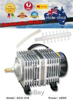 Resun ACO-018 Aquaculture Pond Septic Air Pump 250L/ min OZ Plug