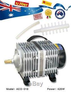 Resun ACO-018 Aquarium Septic Pond Industrial Air Pump 250L/ min