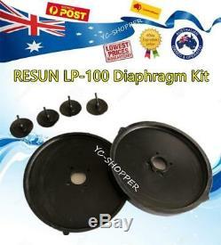 Resun LP-100 Septic Aquarium Pond Air Pump Blower Replacement Diaphragm Kit