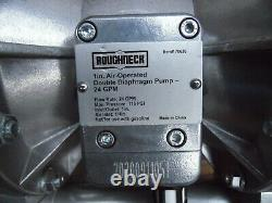 Roughneck 1 Air Operated Double Diaphragm Pump 24 Gpm 115 Psi #70636