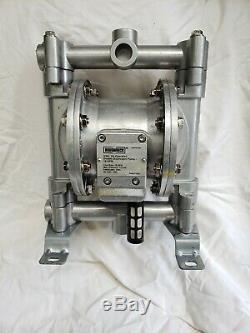Roughneck Air-Operated Double Diaphragm Pump- Aluminum 16 GPM 10 CFM