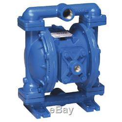 SANDPIPER Double Diaphragm Pump, Air Operated, 1, S1FB1ABWANS000