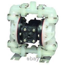 SANDPIPER S05B2PBTPNI000. Double Diaphragm Pump, Air Operated, 180F
