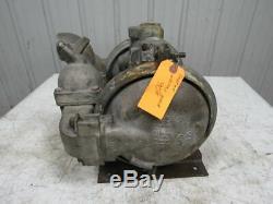 SANDPIPER SB1-1/2-A SN-6SS Air Operated Dual Diaphragm Pump 90GPM Max SS & Alum