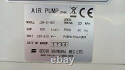 SECOH JDK-S-150 Linear Diaphragm Air Pump