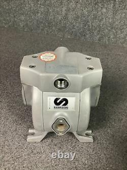 Samson 551030 Aluminum Air Operated Diaphragm Pump (28 GPM) M44B