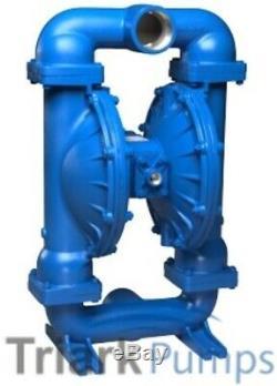 SandPIPER 3 AODD Air Diaphragm Pump Cast Iron & Buna-Nitrile 889 LPM SAVE 60%