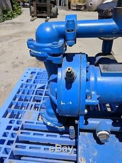 SandPiper Air-Powered Double Diaphragm Pump / ET1-A / TGGR-1-SS