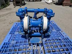 SandPiper Air-Powered Double Diaphragm Pump / ET1-M / TGGN-3-S