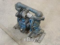 Sand Piper air powed double Diaphragm Pump EB1-A TN-3-CI