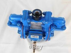 Sandpiper 1/2 Air Double Diaphragm Pump 125 Psi, S05b1a2tans700