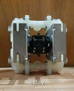 Sandpiper Air Operated Diaphragm Pump 3/4 Inlet/Outlet Model #S07B1P2PPNS000