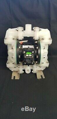 Sandpiper Air-Operated Double Diaphragm Pump