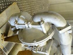 Sandpiper Air Powered Double Diaphragm Pump 2 alum, SA2-A