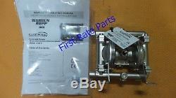 Sandpiper E02B4SYSSNS000 Diaphragm Pump Warren Rupp Blagdon Air Operated Double