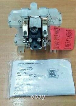 Sandpiper PB1/4 TS3PP air operated Double Diaphragm Pump